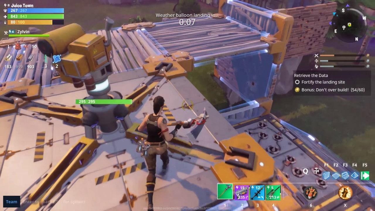 Fortnite building guide